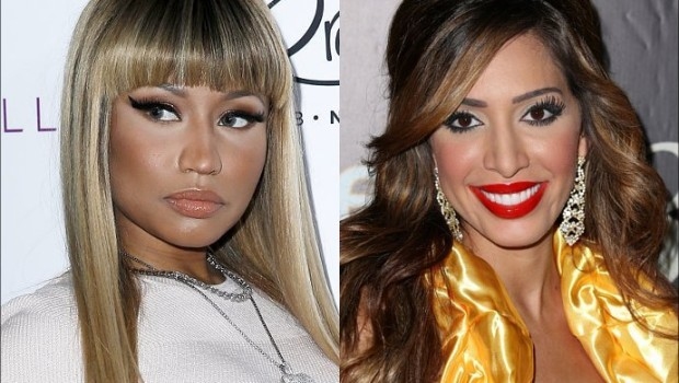 Farrah Abraham's 6-Year-Old Daughter Responds To Nicki Minaj