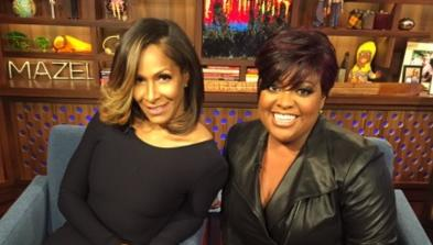 sheree whitfield & sherri Shepherd