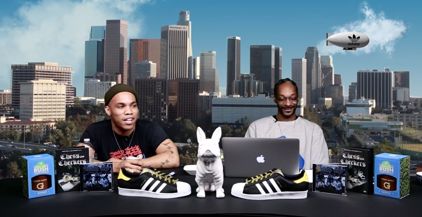 anderson .paak, snoop dogg, merry jane, ggn