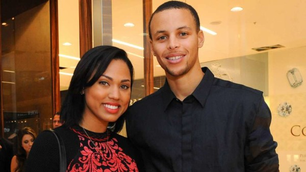 steph-curry and ayesha curry