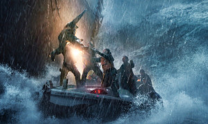 Walt Disney's The Finest Hours, stars Chris Pine, Ben Foster and Academy Award nominated Casey Affleck.