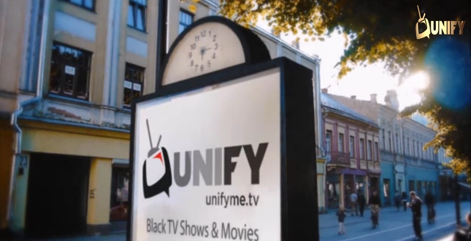 unify, unify me, online streaming service, african americans on tv