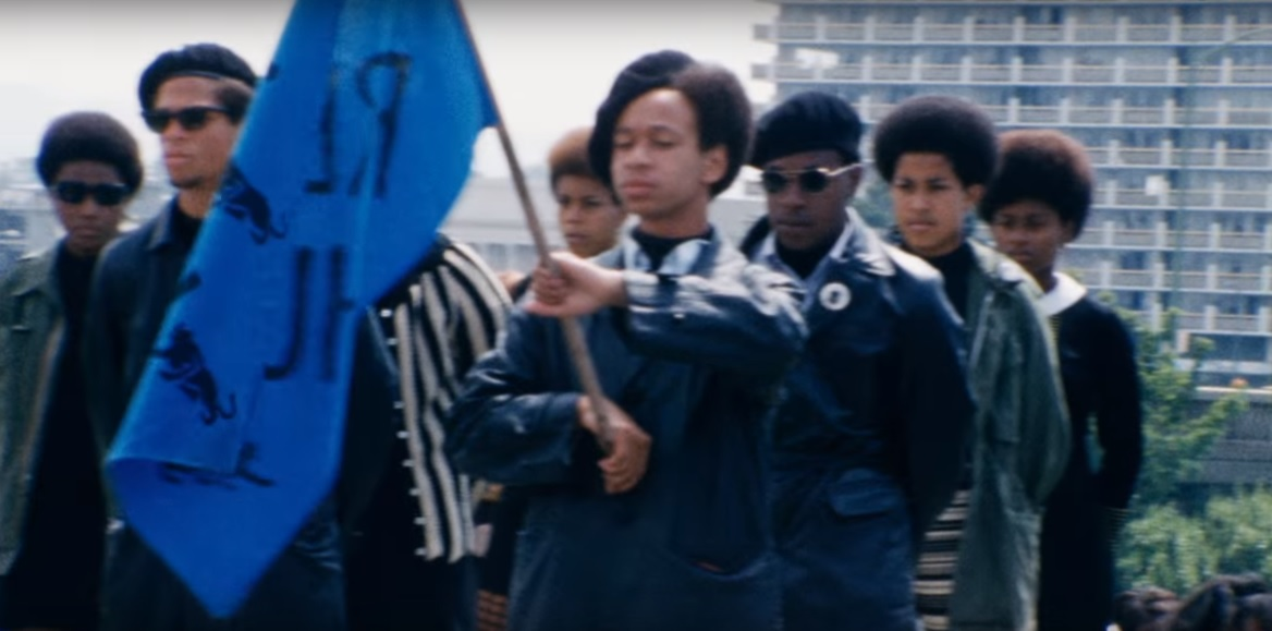 Black Panthers, kam williams, TV review, black panthers: vanguard of the revolution