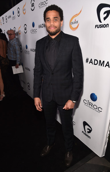 Actor Michael Ealy attends the ALL Def Movie Awards at Lure Nightclub on February 24, 2016 in Hollywood, California.