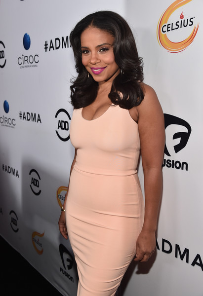 Actress Sanaa Lathan attends the ALL Def Movie Awards at Lure Nightclub on February 24, 2016 in Hollywood, California.