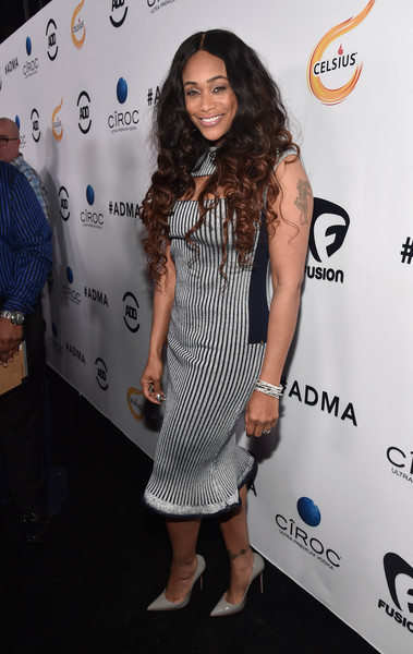 TV personality Tami Roman attends the ALL Def Movie Awards at Lure Nightclub on February 24, 2016 in Hollywood, California.