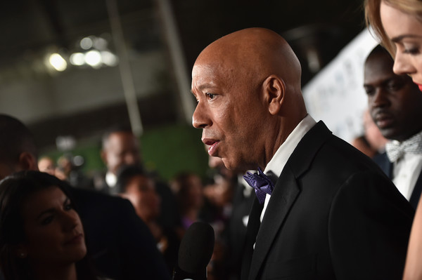 Producer Russell Simmons attends the ALL Def Movie Awards at Lure Nightclub on February 24, 2016 in Hollywood, California.