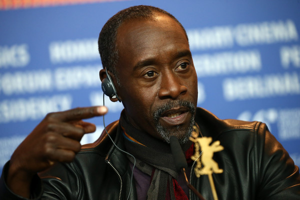 Director Don Cheadle the 'Miles Ahead' press conference during the 66th Berlinale International Film Festival Berlin at Grand Hyatt Hotel on February 18, 2016 in Berlin, Germany.