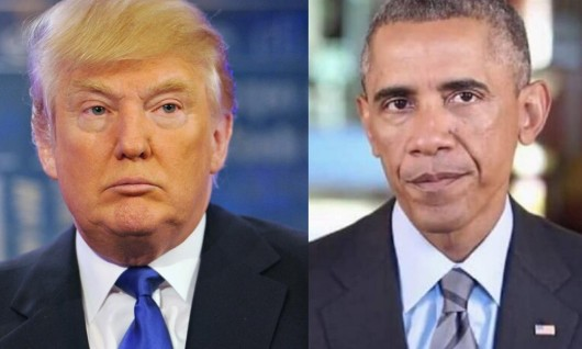 Donald-Trump-and-Barack-Obama