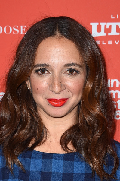 """Actress Maya Rudolph attends the """"Mr. Pig"""" Premiere during the 2016 Sundance Film Festival at Eccles Center Theatre on January 26, 2016 in Park City, Utah."""