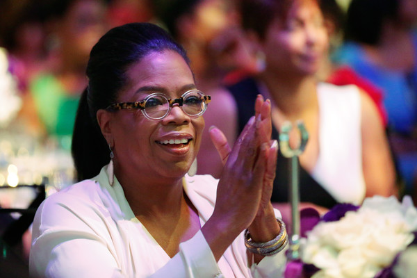 Oprah Winfrey attends the 2016 ESSENCE Black Women In Hollywood awards luncheon at the Beverly Wilshire Four Seasons Hotel on February 25, 2016 in Beverly Hills, California.