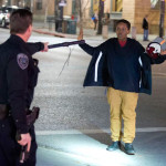 SLC Teen Holding Broomstick, Shot By Police