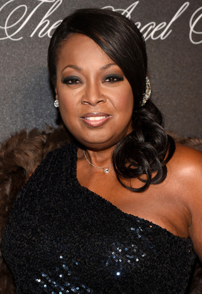 Star Jones attends Angel Ball 2015 hosted by Gabrielle's Angel Foundation at Cipriani Wall Street on October 19, 2015 in New York City.