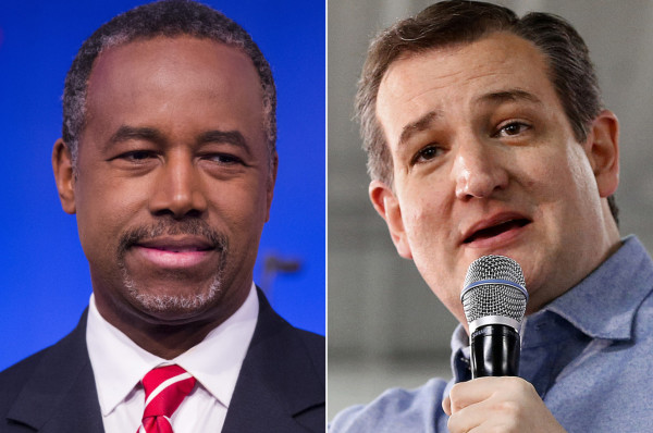 ben carson and ted cruz
