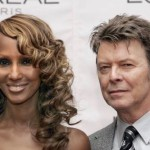 Iman Gets Half of Late Husband David Bowie's Estate in Will