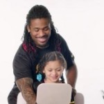Pantene Enlists NFL Players for Dad and Daughter Hair Campaign [WATCH]