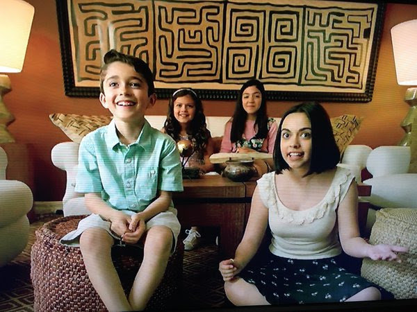 "Kardashian Kids in ""American Crime Story: The People v. O.J. Simpson"""
