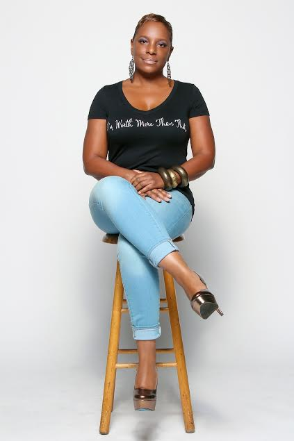 """Know Your Worth Project Inspires Inner City Women to Shine, Jacqueline """"Jackie"""" Webb"""