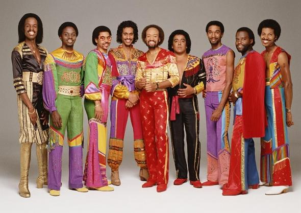 maurice white and ew&f