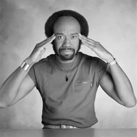 maurice white (b&w - bobby holland1)