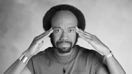 maurice white (b&w - bobby holland1a)