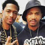 Nick Cannon and Stevie J Deny Acrimony During 'Wild 'N Out' Taping