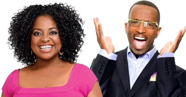 sherri shepherd & ricky smiley