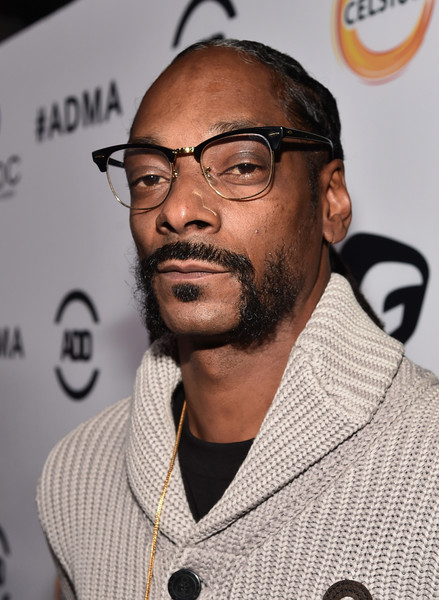 Rapper Snoop Dogg attends the ALL Def Movie Awards at Lure Nightclub on February 24, 2016 in Hollywood, California.