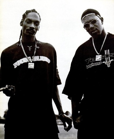 Snoop Dogg and Master P