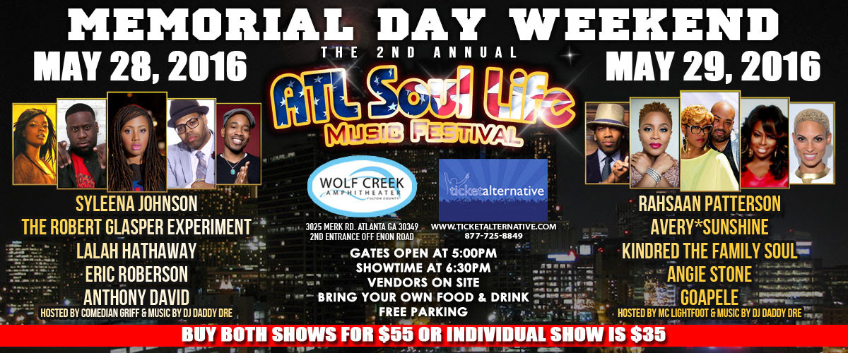 Soul Life Music Festival, Lalah Hathaway, kindred the family soul