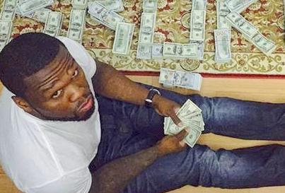 50 cent & fake money1
