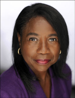 Adilah Barnes, LAWTF Co-founder and President