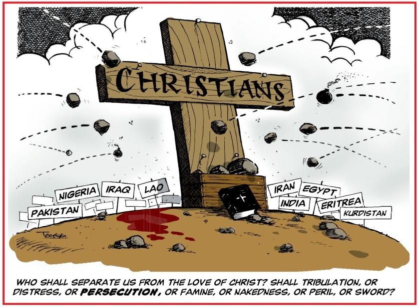 Christians Persecuted -EURWEB ---