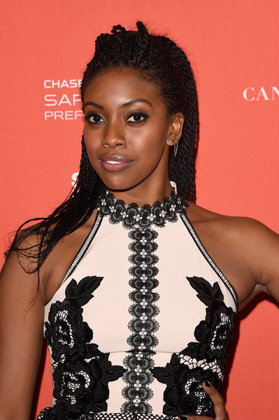 "Actress Condola Rashad attends the ""Complete Unknown"" Premiere during the 2016 Sundance Film Festival at Eccles Center Theatre on January 25, 2016 in Park City, Utah."