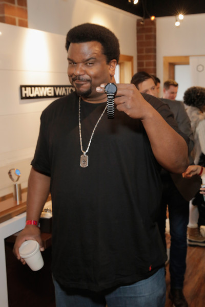 Actor Craig Robinson attends Kari Feinstein's Style Lounge on January 23, 2016 in Park City, Utah.