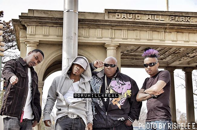 Musical Group Dru Hill