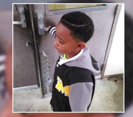 Hair, Boy Suspended Because of Haircut
