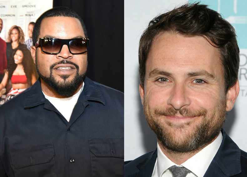 Ice Cube_ Charlie Day