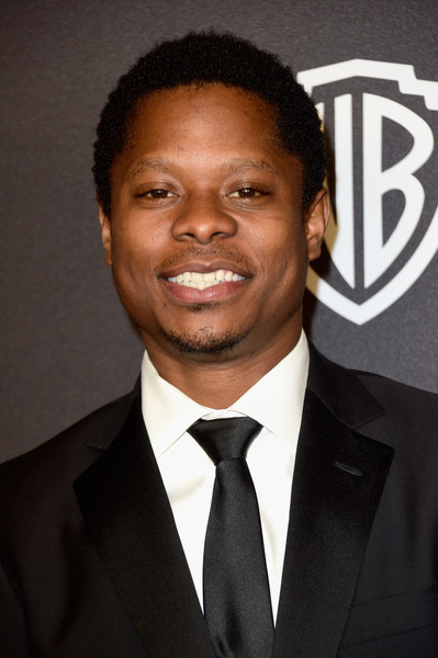 Actor Jason Mitchell attends InStyle and Warner Bros. 73rd Annual Golden Globe Awards Post-Party at The Beverly Hilton Hotel on January 10, 2016 in Beverly Hills, California.