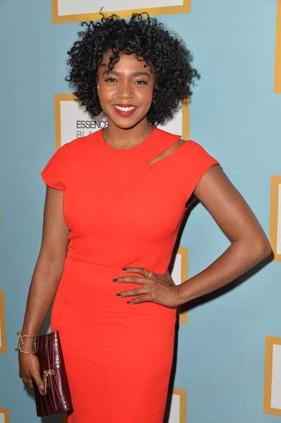 Actress Jerrika Hinton attends the 2016 ESSENCE Black Women In Hollywood awards luncheon at the Beverly Wilshire Four Seasons Hotel on February 25, 2016 in Beverly Hills, California.