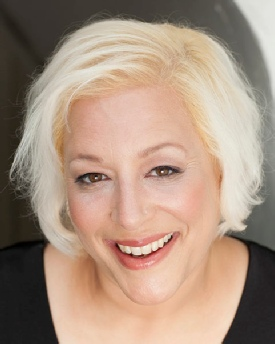 Actor Sky Palkowitz has been with LAWTF since the beginning. She hosts an evening with the festival this year.