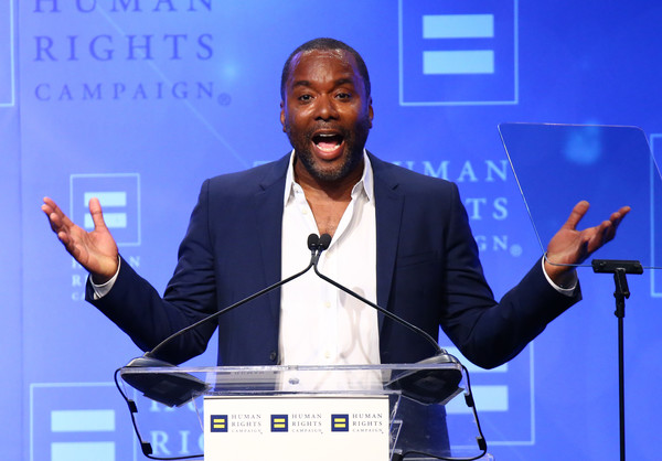 Director Lee Daniels speaks to the audience at the 'Human Rights Campaign 2016 Los Angeles Gala' held at the JW Marriott Los Angeles at L.A. LIVE on March 19, 2016 in Los Angeles, California.