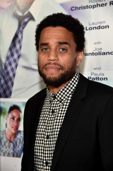 "Actor Michael Ealy attends the premiere of Lionsgate's ""The Perfect Match"" at ArcLight Hollywood on March 7, 2016 in Hollywood, California."