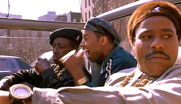 New Jack City_Bill Nunn, Allen Payne and Wesley Snipes
