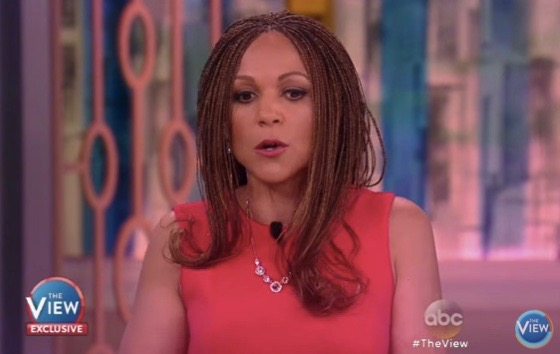 "Melissa Harris-Perry on ""The View"" (March 14, 2016)"