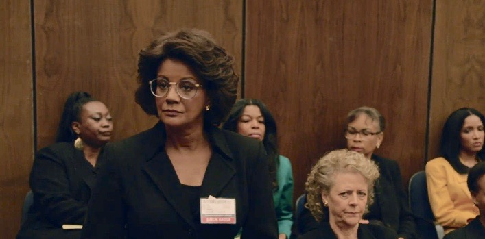 """THE PEOPLE v. O.J. SIMPSON: AMERICAN CRIME STORY """"A Jury In Jail"""" Episode 108 (Airs Tuesday, March 22, 10:00 pm)"""