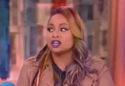 "Raven-Symone on ""The View"""