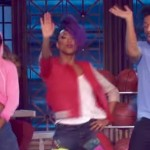 Sonequa Martin-Green and her 'Walking Dead' Co-Star Hit 'Lip Sync Battle' (Clip)