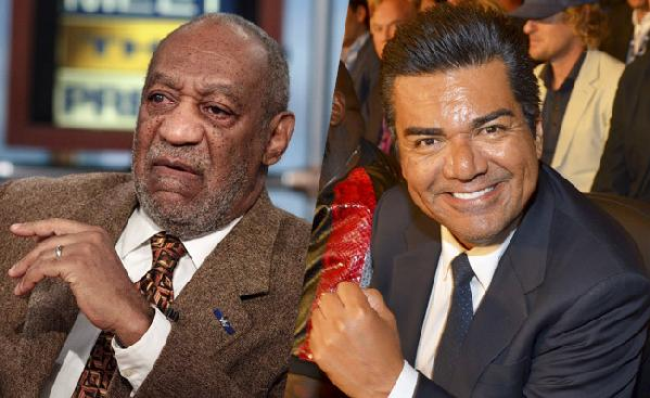 bill cosby & george lopez