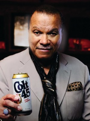 billy dee williams and colt 45
